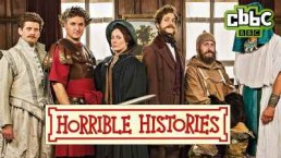 BBC comedy show Horrible Histories