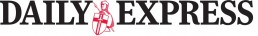 Masthead for the Daily Express