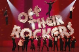 Photo of cast of Off Their Rockers, an ITV1 show Marc has written for.