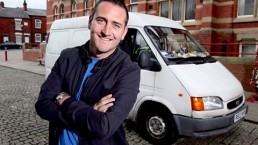 BBC comedy series White Van Man