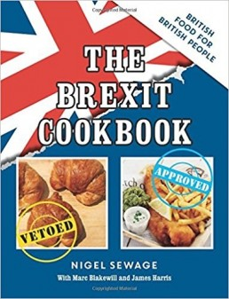 Cover of the Brexit Cookbook