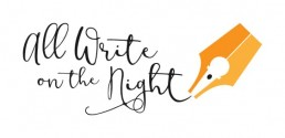All Write On The Night logo